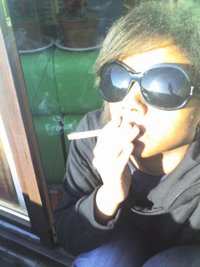Have a break [ smoke ]