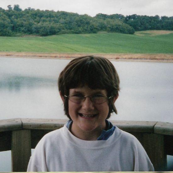 C 'est une vielle photo de moi