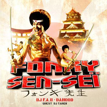 Pochette de FONKY SEN-SEI
