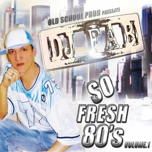 Pochette de SO FRESH 80's vol.1