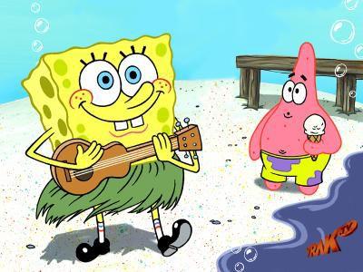 Bob et Patrick <3