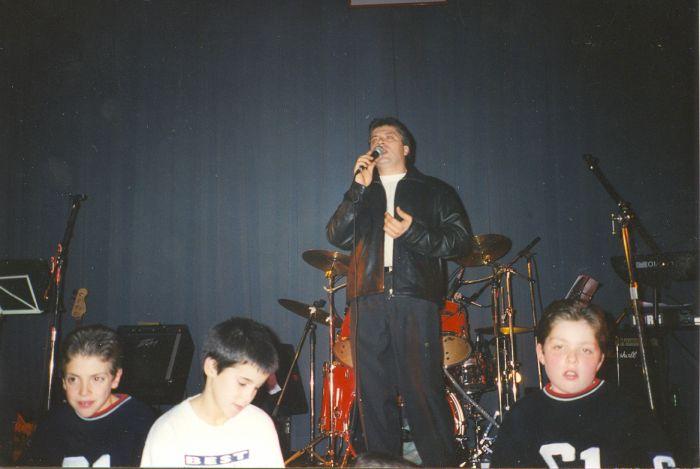 Fim d'anné 1998 Acheres