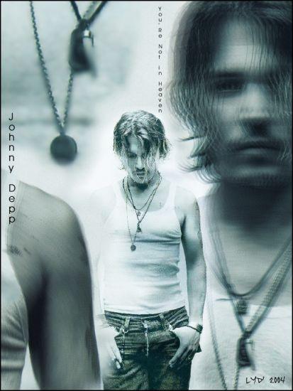 Johnny Depp mon acteur pref'