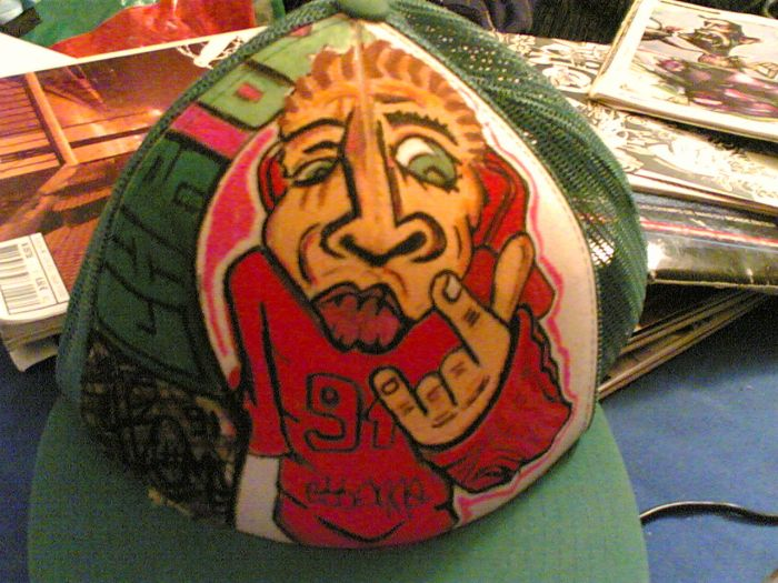 sisi la casquette