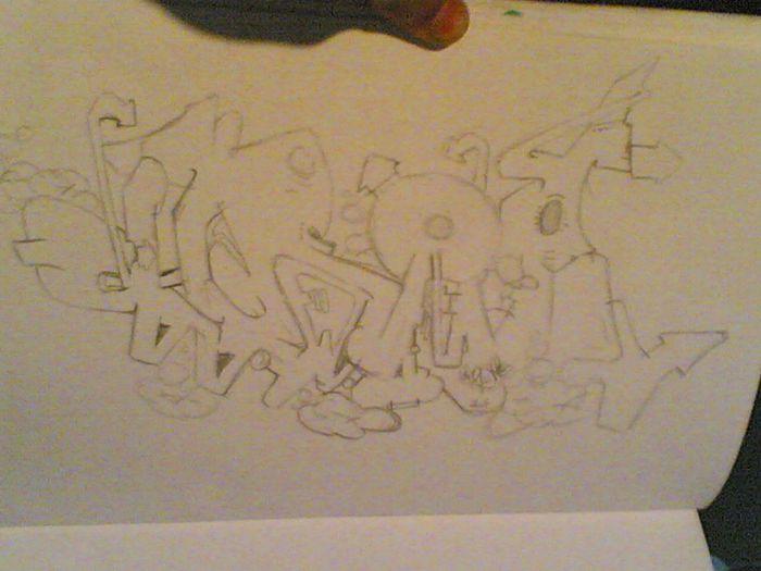 petit sketch