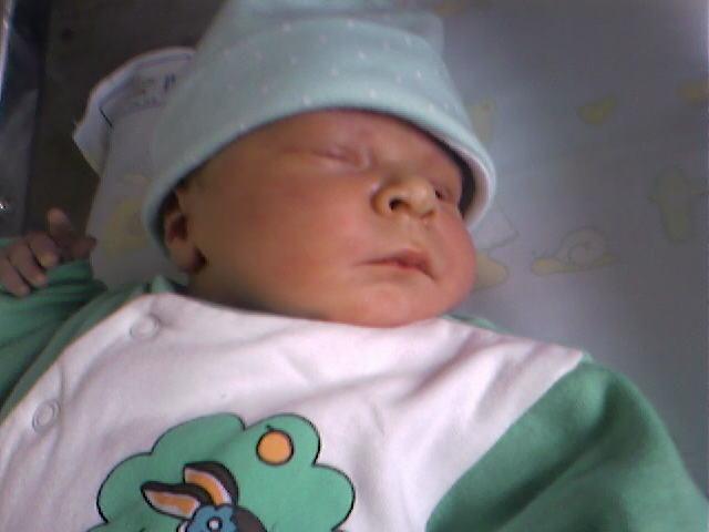mon tit neveu le ptit homme le plus magnifique!!!