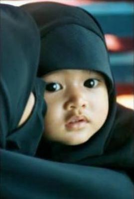 Ptite khmer avec hijeb lol Mash'ALLAH