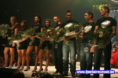 Finale Top Model Belgium