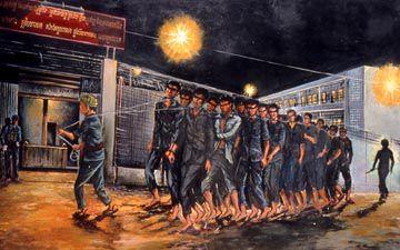 S 21 Ancien camp d'extermination transformé en musé dgenocid