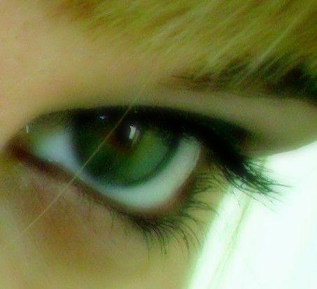 Les yeux sont le reflet de l'âme...