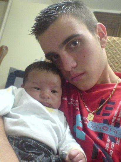 moi & mn neveu <3