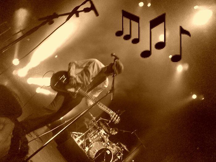Laurent au concert du 25 novembre 2007 a Amiens