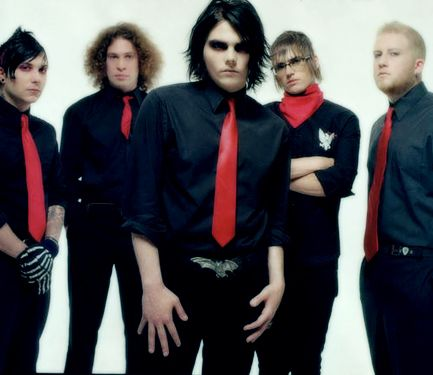 My ChemiCal RomanCe !! TroP bOn gRoUpE !!