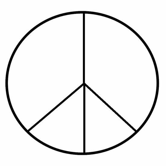 Je veux la paix universelle