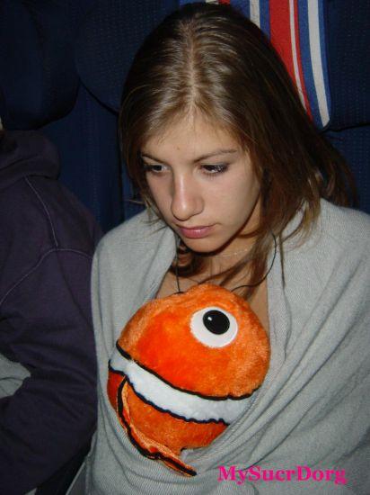 Petit calin à mon Nemo