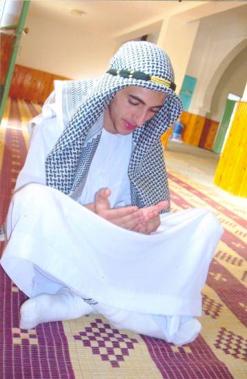 je suis en mosquée