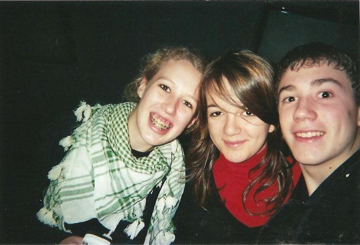 moi, Nanou et Sylvain