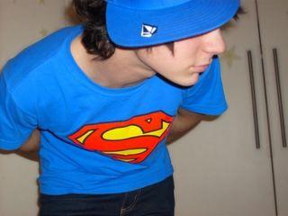 I Am Superman !!!