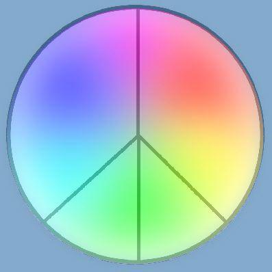 paix et couleur, c'est mieux que guerre et mort ?