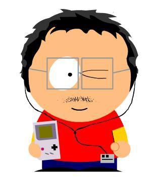 Wahid en version South park