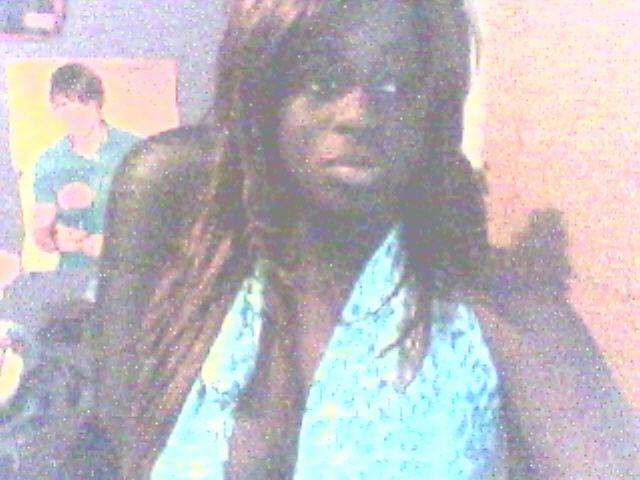 Bah cé moi ak mes new cheveux =)