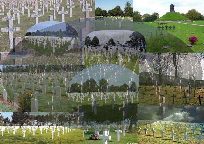 chaque tombe est une famille qui a perdu un des leurs