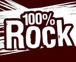 100%  ROCK !