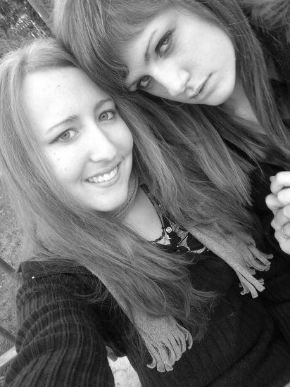 me and ju!!