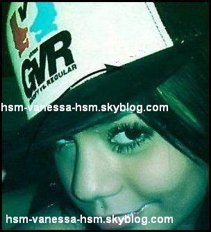 Vanessa pendant sa tOurnée