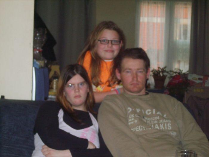 ma fille, ma cheri et moi