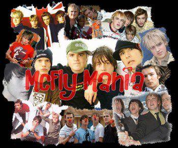 Mon groupe préféré, je les aime!!!! McFly!