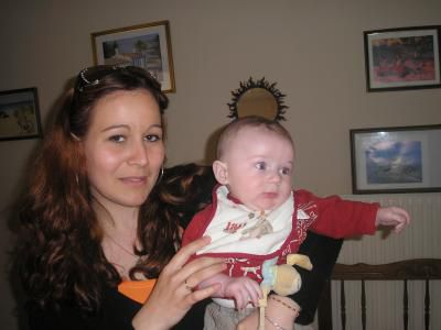 ma soeur et mn neveu que  jaime