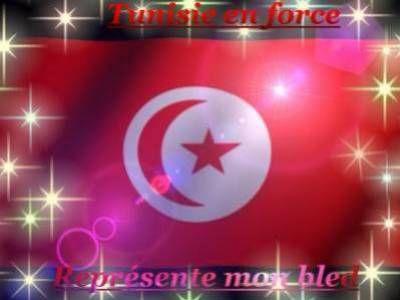 tunisia en force