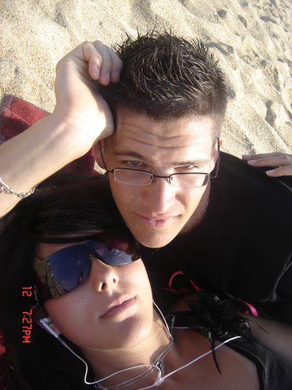 a la plage du portugal ^^
