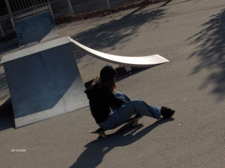 Au Skate Parc !