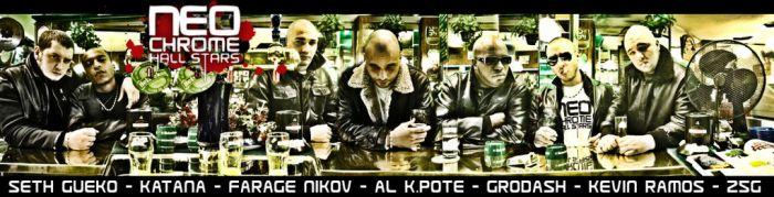 l'équipe neochrome