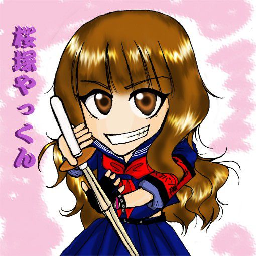 Yakkun san version mangas! A Yakkun san manga!