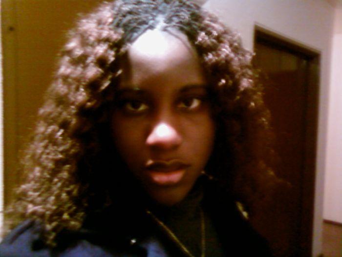 La belle angolaise