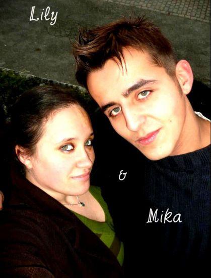 Miko mon choko et moi meme :)