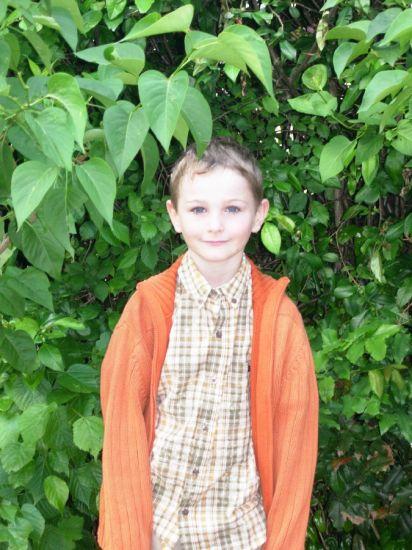 mon petit frère : Jean-baptiste.