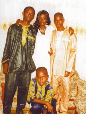 la famille hereuse