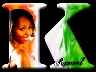K-ramel Ivoirienne & Fiere !!! Afrikàààà