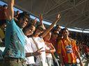 mes amis au stade fel derbi