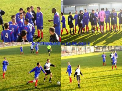 Match MONTFERRAND  VS   ES.BRUGES 2