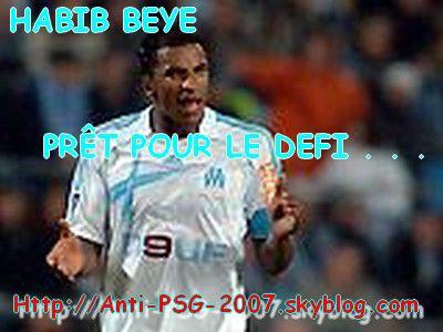 beye est prêt pr le 32ème de coupe de france