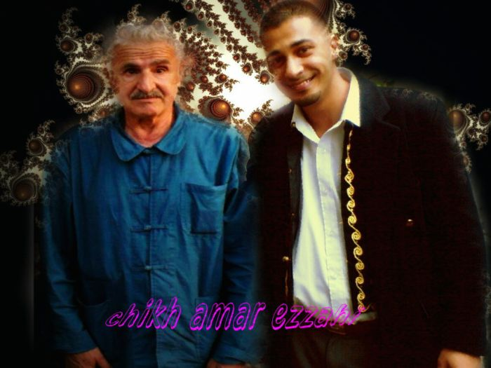 avec chikh amar ezzahi