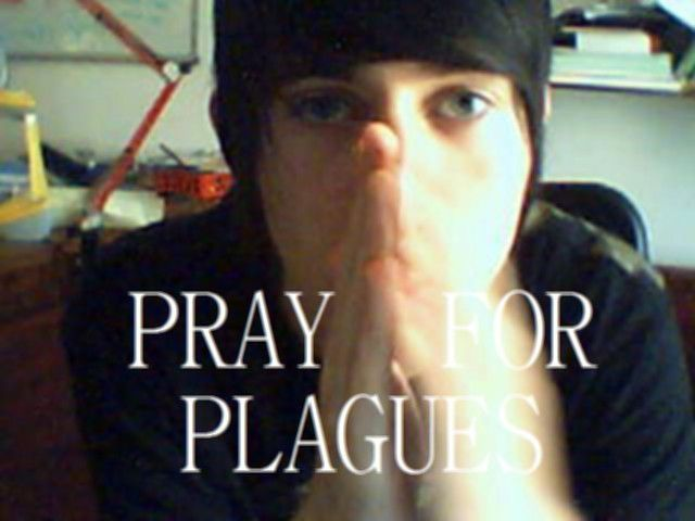 Close Your Eye, Pray For Plagues