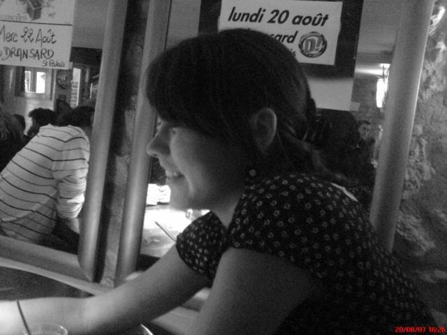 Dransard Café été 2007