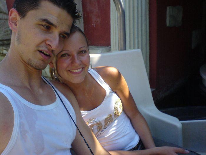 Nous à Walibi 2007