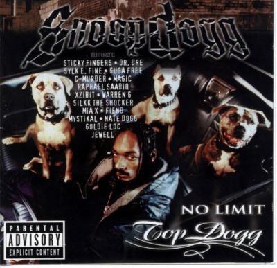 4eme Album No limit top Dogg (1999)